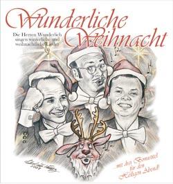 CD-Cover Wunderliche Weihnacht